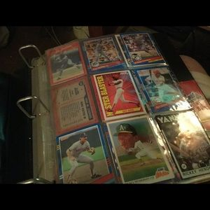 Base ball cards